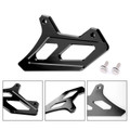 Rear Sprocket Chain Guard Cover Left Side Engine For HONDA CRF450L 2019 Black