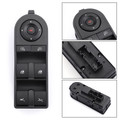 Window Master Control Switch For Vauxhall Tigra Twintop 04-09 Black