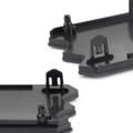 Garnish ACC DRCC Sensor Cover + Grille LED Lights for Tacoma TRD Pro Grilles 53141-35060