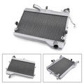 Cooler Aluminum Cooling Radiator For Yamaha FZ07 MT0714-16 Silver