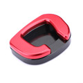 Kickstand Side Stand Extension For Aprilia RSV4 RR/RF 15-18 TUONO 11-14 RED