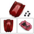 ABS plastic Rear Tail Solo Seat Cover Cowl Fairing For Kawasaki Z1000SX 10-16 Pearlred