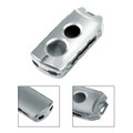 Key Case Cover Holder Protector For Yamaha NVX 155 AEROX 155 15-19 XMAX 125/250/300/400 17-19 Titanium