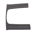 Shift Interior Gear Cover Panel Trim For Honda Civic 10th 16-18 Carbon