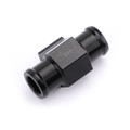 22mm Water Temperature Joint Pipe Sensor Gauge Radiator Hose Adapter Kit Black