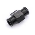 22mm Water Temperature Joint Pipe Sensor Gauge Radiator Hose Adapter Kit Black