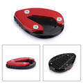 Kickstand Side Stand Extension Enlarger Pad For DUCATI 899 Panigale 13-19 1199 Panigale 12-19 1299 Panigale 15-19 Red