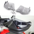 ABS Hand Guard Handguards Protector For BMW K50 R 1200 GS 11-18 K51 R 1200 GS Adventure 12-18 Gray