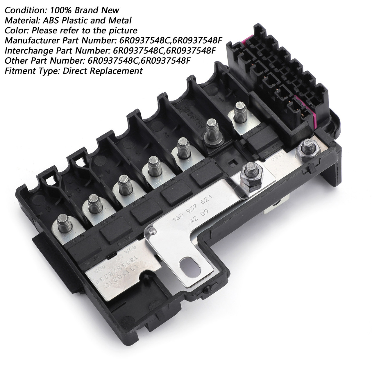 fuse box black fuse box battery terminal for vw jetta mk6 vw polo 11 15 vw up 11  fuse box battery terminal for vw jetta