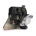 Rear Brake Caliper Assembly For Arctic Cat 3406-076 DVX 400 DVX 04-08 Black