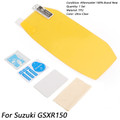 Cluster Scratch Protection Film Screen Protector For Suzuki GSXR150 Clear
