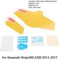 Cluster Scratch Film Screen Protector For Kawasaki Ninja300 250 Z300 Z250 13-17 Clear
