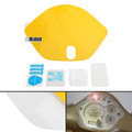 Ultra Clear Dashboard Screen Protectors For Vespa GTS 14-16 Clear