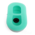 Air Filter Cleaner For Honda XR250L 91-96 XR250R 86-04 XR350R 83-85 XR400R 96-04 XR600L XR600R 94-00 CRM250 89-93 Green