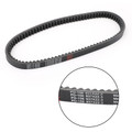 Primary Drive Clutch Belt For Aprilia Sportcity 125 07-08 Scarabeo 200 03-11 Sportcity 200 04-08 Cube 200 08-10 Black