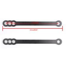 Lowering Links Link For Suzuki GSXR 600 01-05 GSXR 750 00-05 GSXR 1000 01-04 Black