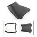 Front Driver Seat Cushion Saddle Pad For Kawasaki EX300 Ninja 300 13-17 Black