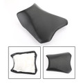 Front Driver Seat Cushion Saddle Pad For Kawasaki EX300 Ninja 300 13-17 Black