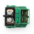 Starter Relay Solenoid For Kawasaki ZX6R ZX600 G1-2 98-99 ER5 ER500A1-4 96-00 ER5 ER500C1-C3 01-04 ZX6R ZX600 F1-3 95-97