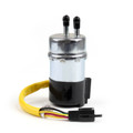 Fuel Gas Pump For Ninja ZX10 88-90 ZG1200 87-04 VN1500 VN-15 88-99 Vulcan 88 1500L 94-97 88 SE 87-92 1500 Classic 96-04 Silver