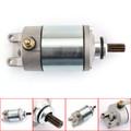 Electric Starter For Suzuki 31100-35F00 31100-33E00 31100-35F90 GSR400 GSR600 06-10 GSXR750 96-05 GSXR600 01-05 Silver