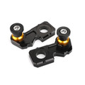CNC Chain Adjuster Block With Stand Spool For Honda CB650F CBR650F 2014-2018 Gold