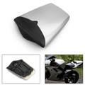 ABS Plastic Rear Pillion Seat Cowl Fairing Cover For Triumph Daytona 675 09-12 Silver