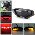 LED Brake Running Tail Light For YAMAHA FJ09 MT-09 Tracer 2015-2018 Smoke