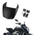 Rear Seat Solo Cowl Fairing Cover For DUCATI DIAVEL 1200 2011-2013 Mblack
