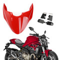 Seat Cowl Pillion Cover Fairing for Monster 821 Ducati 2015-2016 Red