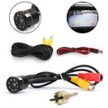 170¡ãHD Car Rear View Reverse CDD Backup Parking Camera CMOS Night Vision 8 LED
