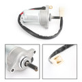 Starter For Yamaha 50 C3 GIGGLE XF50 VOX XC50 Vino YN50 BX50 Scooter Silver