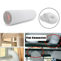 """Universal Portable Air Conditioner Exhaust Hose- 5 inch Width, Extra 79"""" Long"""