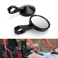 "1.75"" Round Side Rear View Mirrors for Arctic Cat Wildcats"