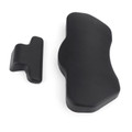Rear Top Case Box Backrest Pad For BMW F650 F750 KTM 950 1290 Black