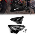 ABS Engine Protector Guard For Honda MSX125SF 16-17 MSX125 13-16 Black