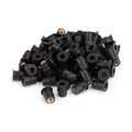 100 Quantity 10-32 M5 Rubber Well Nut Windscreen & Fairing 3/8 Wellnuts-5mm