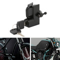 22mm 25mm Handlebars Helmet Lock Anti-theft Security For Universal Motorcycle