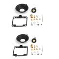 Carburetor Repair Rebuild Kit 2PC For Yamaha XS400S 80-82