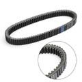 Drive Belt Transmission Belt For Bennche Cowboy 1000 1000X 16 Massimo MSU800 Militia1000 16-17 Black