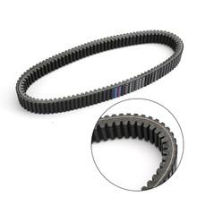 Drive belt for For Tomcar TM2 TM4 TM5 1000 13-15 TM6 14-15 Black