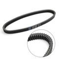 Drive belt For Yamaha 8BU-17641-01 Mountain Max 800 97 VMAX 4 92-94 ST 92-95 VMAX-4 800 97 Black