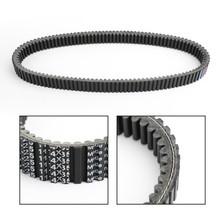 Drive belt 3211131 For Tomcar TM2 TM4 TM5 TM6 1400cc 13-15 Black