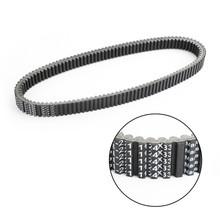 Drive Belt Transmission Belt For Kawasaki KAF620 Mule 2500 D1 C1-C6 94-99 A1-A6 95-99 2520 94-00 Black