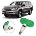 Tire Pressure Monitoring Sensor TPMS 20925924 15268606 for Buick Allure LaCrosse 07-08 Enclave 08 Green