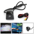 170 Degree HD Car Rear View Reverse CDD Backup Parking Camera CMOS Night Vision Black