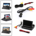 "8 LED Car Rear Camera + 4.3"" TFT LCD Monitor Kit Vehicle Security System"