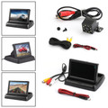 "8 LED Reverse Parking Camera + 4.3"" TFT LCD Monitor Kit Vehicle System"