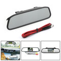 "4.3"" TFT LCD NTSC PAL Mirror 4.3inch Monitor Night Vision Parking Assist"