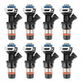 Delphi Fuel Injectors 8pcs For GMC Sierra 1500 2500 3500 Envoy 01-06